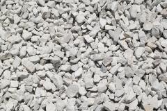 """2"""" White Stone"""